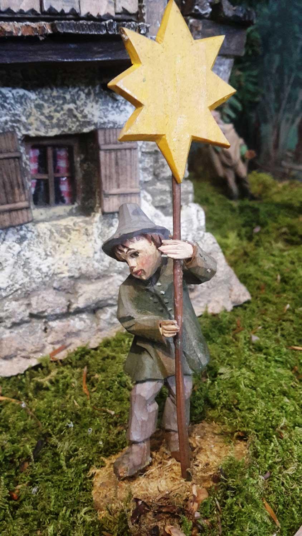 Sternsinger aus der Lödermann Krippe