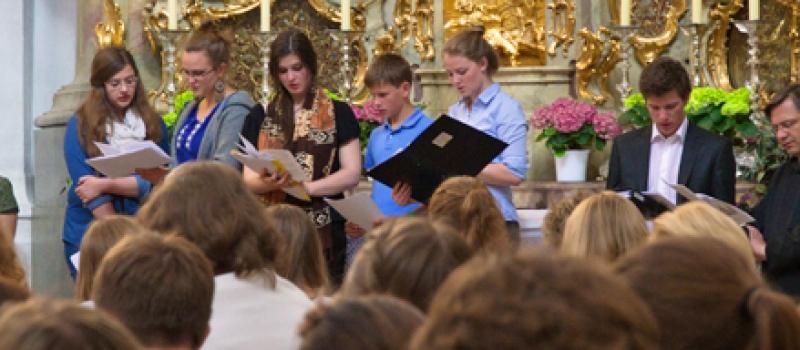 DeBeJu Benediktinerabtei Ettal 2014